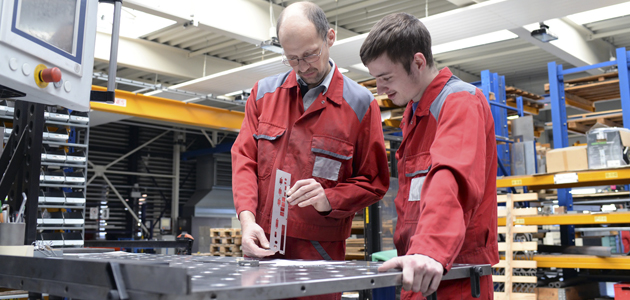 apprentis industrie
